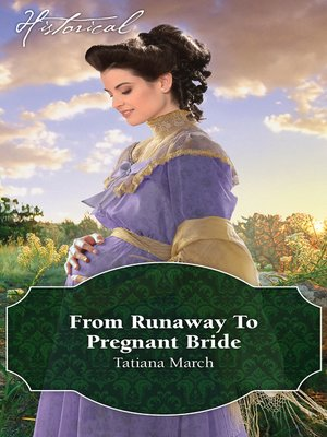 cover image of From Runaway to Pregnant Bride