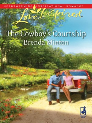 cover image of The Cowboy's Courtship