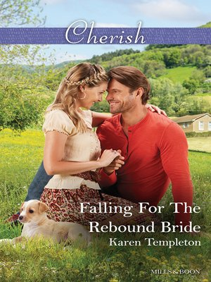 cover image of Falling For the Rebound Bride