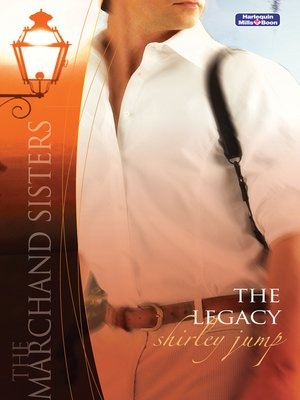cover image of The Legacy