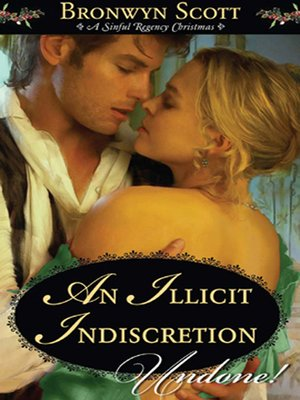 cover image of An Illicit Indiscretion