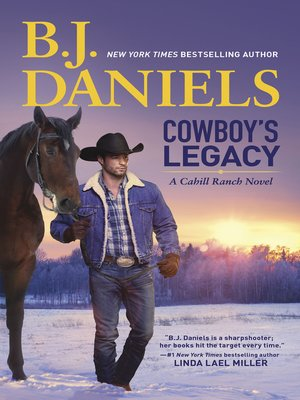 cover image of Cowboy's Legacy