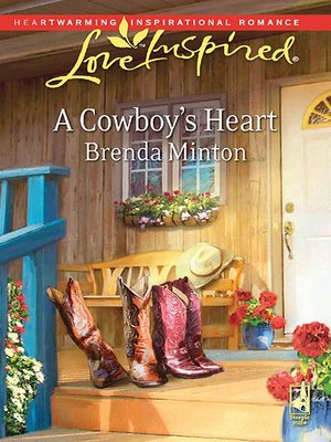 cover image of A Cowboy's Heart