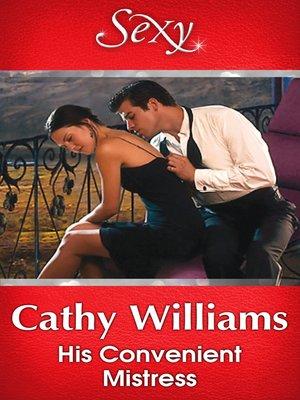 cover image of His Convenient Mistress