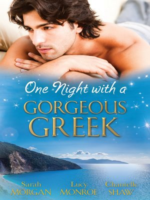cover image of One Night With a Gorgeous Greek--3 Book Box Set