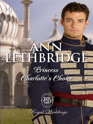 cover image of Princess Charlotte's Choice