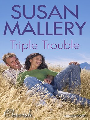 cover image of Triple Trouble--3 Book Box Set