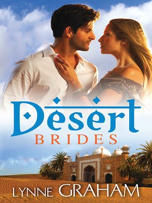 cover image of Desert Brides--3 Book Box Set