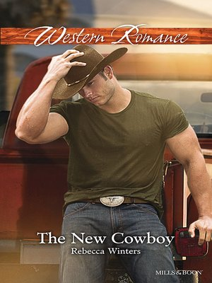cover image of The New Cowboy