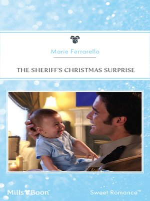 cover image of The Sheriff's Christmas Surprise