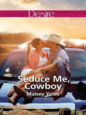cover image of Seduce Me, Cowboy (A Copper Ridge Desire 3)