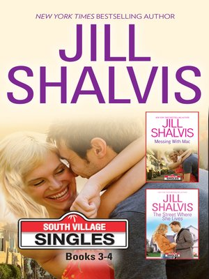 cover image of Jill Shalvis South Village Singles Books 3-4--2 Book Box Set