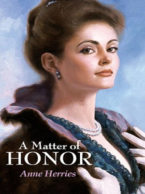 cover image of A Matter of Honor