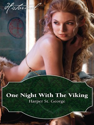 cover image of One Night With the Viking