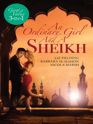 cover image of An Ordinary Girl and a Sheikh--3 Book Box Set