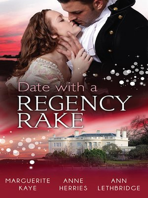 cover image of Date With a Regency Rake--3 Book Box Set