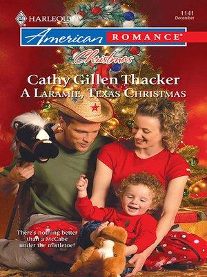 cover image of A Laramie, Texas Christmas