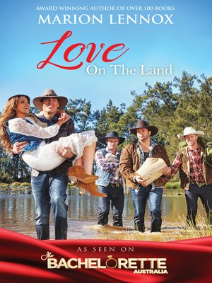 cover image of Love On the Land--3 Book Box Set