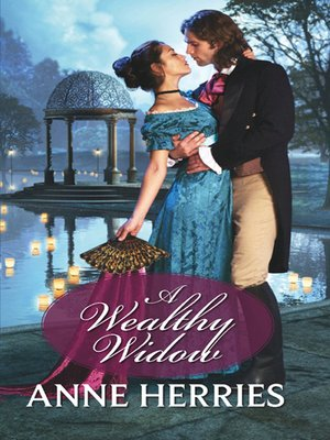 cover image of A Wealthy Widow