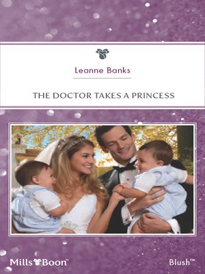 cover image of The Doctor Takes a Princess