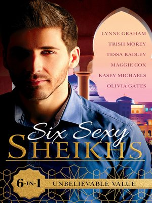 cover image of Six Sexy Sheikhs--6 Book Box Set