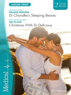 cover image of Dr Chandler's Sleeping Beauty/Christmas With Dr Delicious