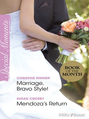 cover image of Marriage, Bravo Style!/Mendoza's Return