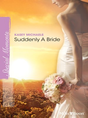 cover image of Suddenly a Bride