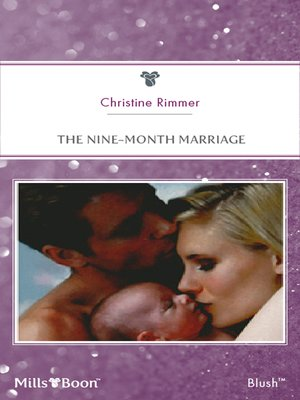 cover image of The Nine-Month Marriage