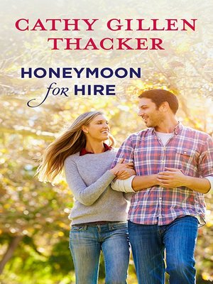 cover image of Honeymoon For Hire