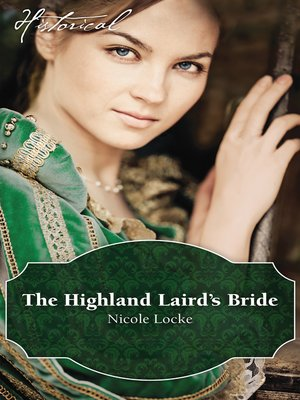 cover image of The Highland Laird's Bride