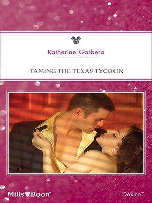 cover image of Taming the Texas Tycoon