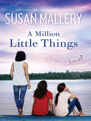 cover image of A Million Little Things