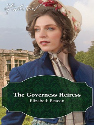 cover image of The Governess Heiress