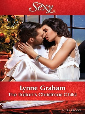 cover image of The Italian's Christmas Child