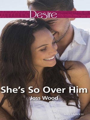 cover image of She's So Over Him