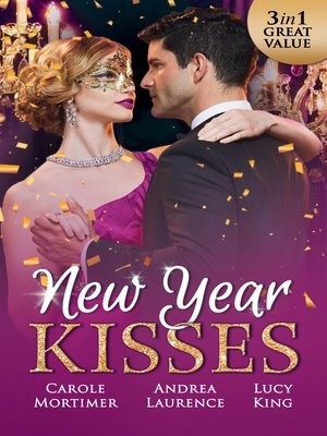 cover image of New Year Kisses--3 Book Box Set