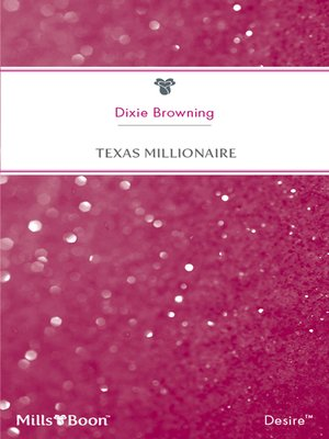 cover image of Texas Millionaire