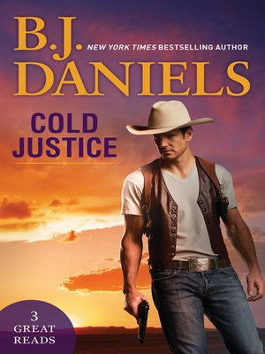 cover image of Cold Justice--3 Book Box Set