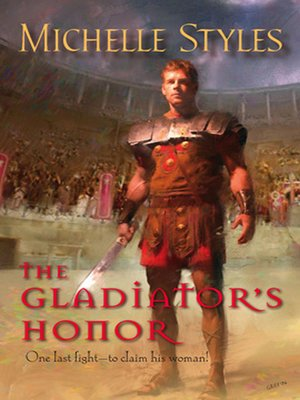 cover image of The Gladiator's Honor