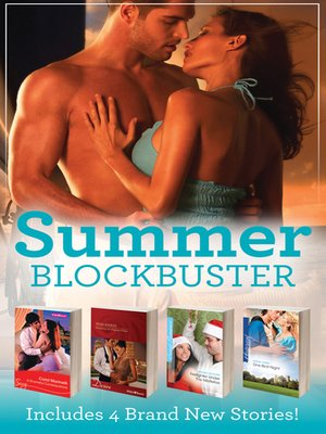 cover image of Summer Blockbuster 2011--4 Book Box Set