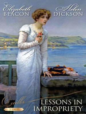 cover image of Quills--Lessons In Impropriety/The Duchess Hunt/Miss Cameron's Fall From Grace
