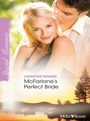 cover image of Mcfarlane's Perfect Bride