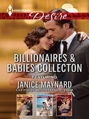 cover image of Billionaires & Babies Collection--3 Book Box Set, Volume 1