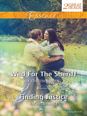 cover image of Wild For the Sheriff/Finding Justice