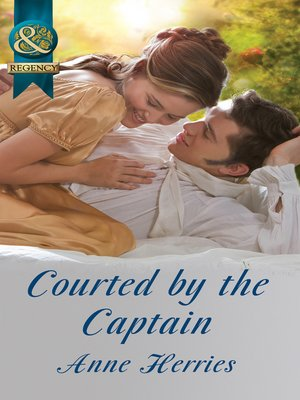 cover image of Courted by the Captain