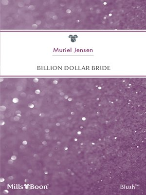 cover image of Billion Dollar Bride