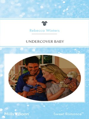 cover image of Undercover Baby