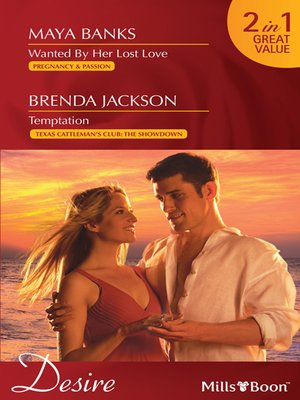 cover image of Wanted by Her Lost Love/Temptation