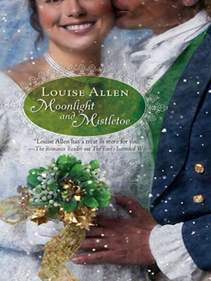 cover image of Moonlight and Mistletoe